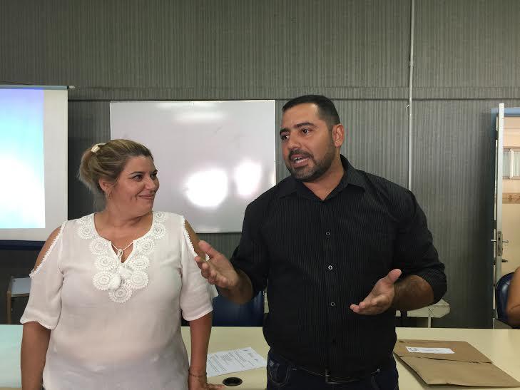 O novo secretário de Saúde, Julio Cesar Ambrosio, se apresentou aos funcionários e frisou sua disponibilidade em contribuir para que a cidade consiga prestar o melhor atendimento à população