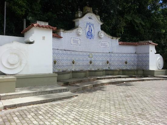Fonte Judith no bairro do Alto em Teresópolis-RJ