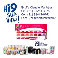 i9 sua vida! Revenda os melhores produtos do mercado de suplementos, nutracêuticos, perfumaria fina e cosméticos