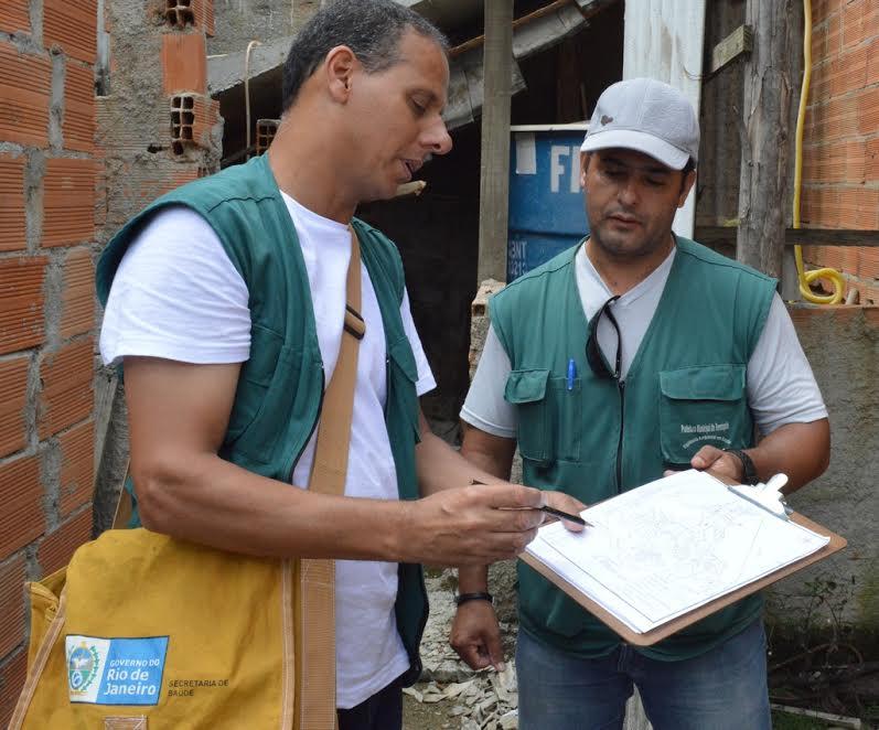 Quarteirões do bairro são mapeados para facilitar identificação e distribuição das equipes