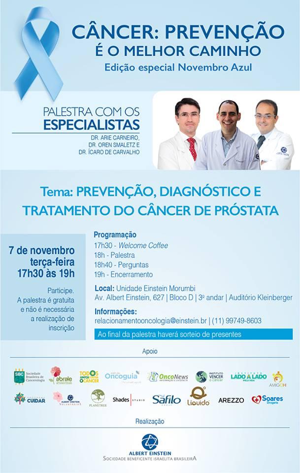 cancer de prostata hospital albert einstein)
