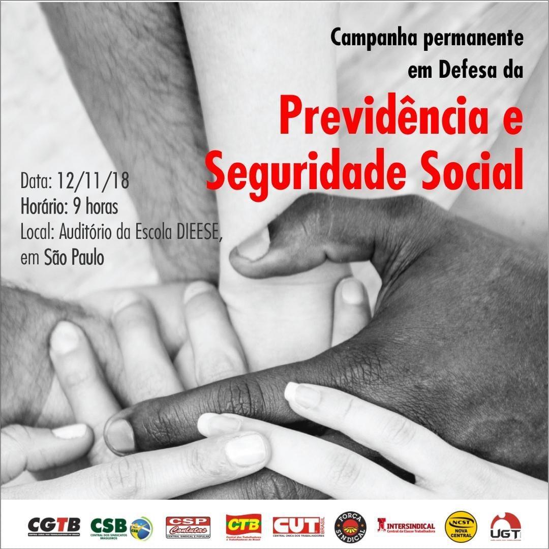 e348728cd Campanha permanente em Defesa da Previdência Social - Radiologia ...